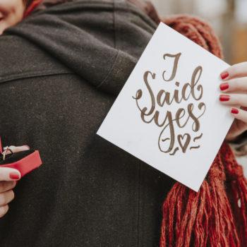 Biggest Engagement Ring Trend 2018